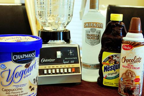 The @alimartell Milkshake Ingredients