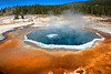 Crested pool (WorldofArun) Tags: nature landscape nikon montana reserve biosphere september worldheritagesite planet vegetation yellowstonenationalpark environment yellowstone wyoming geyser bacteria geothermal thermal 2010 ecosystem fireholeriver 18200mm supervolcano uppergeyserbasin thermalvent thermophilicbacteria d40x greateryellowstoneecosystem geothermalfeatures ecologicalzone worldofarun arunyenumula freeroamingwildlife