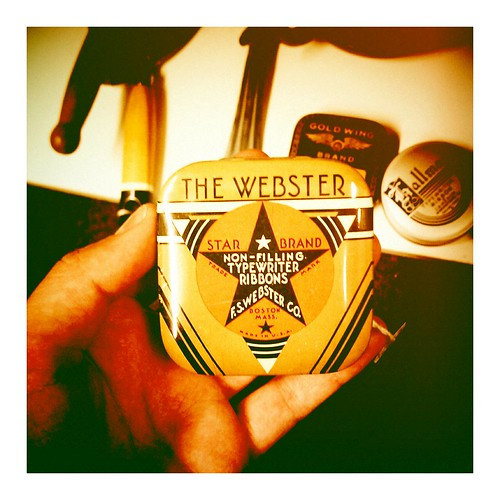 The Webster!