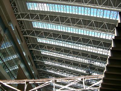 大阪駅 大屋根