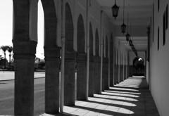 Marocco - Rabat - Portici (adriano1281) Tags: city panorama lanterne d50 landscape reflex nikon morocco maroc marocco palazzo portici reale rabat citt colonne marocchino imperiale