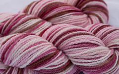 Rachel on Cestari  Fine Merino Wool - 4 oz. (...a time to dye)