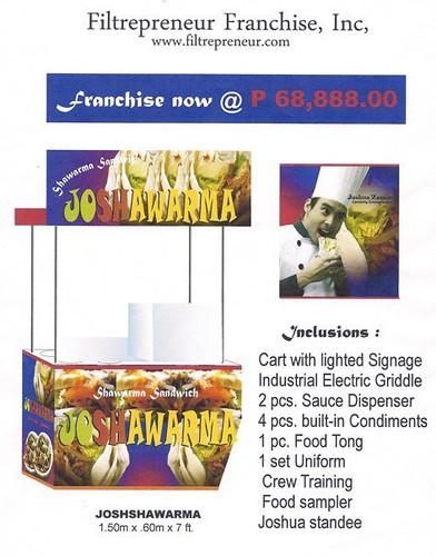 joshawarma food cart