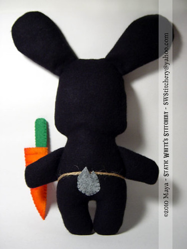 Astaire, the Hypno-Bunny (back)