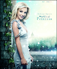 Mystical Princess (Mr. Carls) Tags: blue original trees sky snow tree green love thanks that for design flickr all jean mr princess spears thing details think watch picture carlos s mystical princes britney castel carls 2010 henrqiue