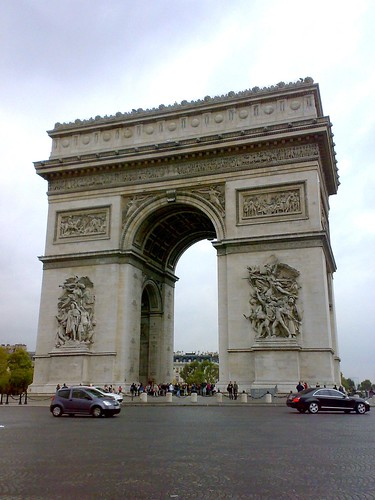 Arc de Triomphe de l'Étoile