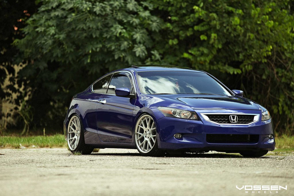 Vossen World Premiere | CONCAVE VVS-CV2 | 8th Gen Honda Accord Coupe