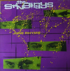The Sting-Rays - June Rhyme - ABC Records 12' EP - 1986.