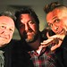 Peter Hook, Guy Garvey, John Robb