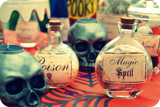 Magic Spell & Poison