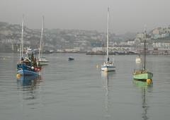 Brixham misty morning 2  32_2021 10 (MX700) Tags: morning england misty coast harbour coastal devon brixham torbay