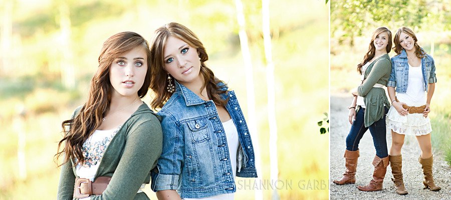 Maddy and Carly