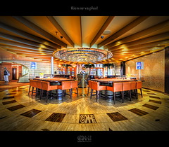 Rien ne va plus! (HDR) (farbspiel) Tags: travel cruise red vacation orange holiday colour rot tourism colors yellow photoshop geotagged photography nikon colorful colours wideangle casino gelb journey blended cruiseship handheld colourful dri hdr highdynamicrange mediterraneansea watermark hdri farben blend superwideangle 10mm postprocessing dynamicrangeincrease ultrawideangle d90 photomatix digitalblending tonemapped tonemapping farbenpracht watermarking detailenhancer aidabella topazadjust topazdenoise klausherrmann topazsoftware sigma1020mmf35exdchsm topazphotoshopbundle geo:lat=3799616268 geo:lon=700927734