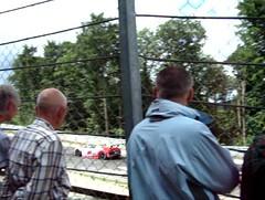 Audi R8 V10 at Nürburgring