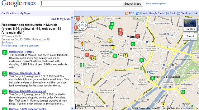Google\'s My Maps Returning Blank Results On Internet Explorer