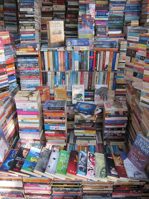 Books galore