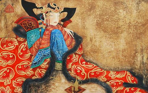 Zayasaikhan Sambuu, Majestic Reflection 2009