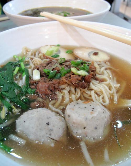 Tang tang Noodle