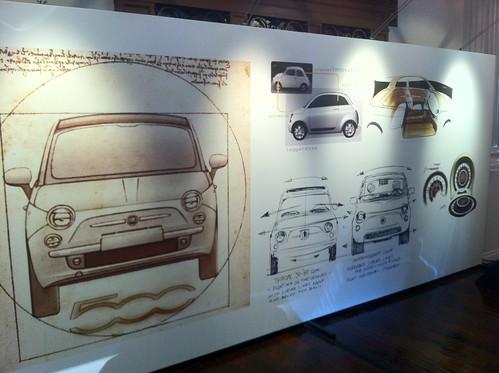 FIAT 500 design - Bob-Boyd FIAT