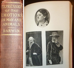 This Day in History - It's Darwin's Birthday - February 12, 2011 (Photo_History) Tags: darwin rejlander darwinday theexpressionoftheemotionsinmanandanimals