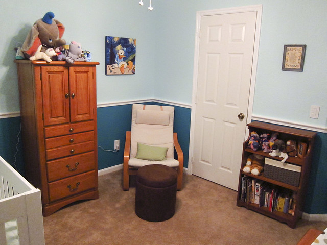 Nursery: Finished!