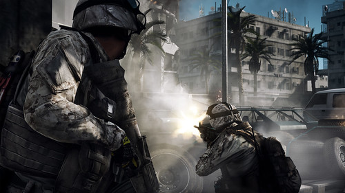 Battlefield 3 Operation Metro 'Paris' Gameplay Footage