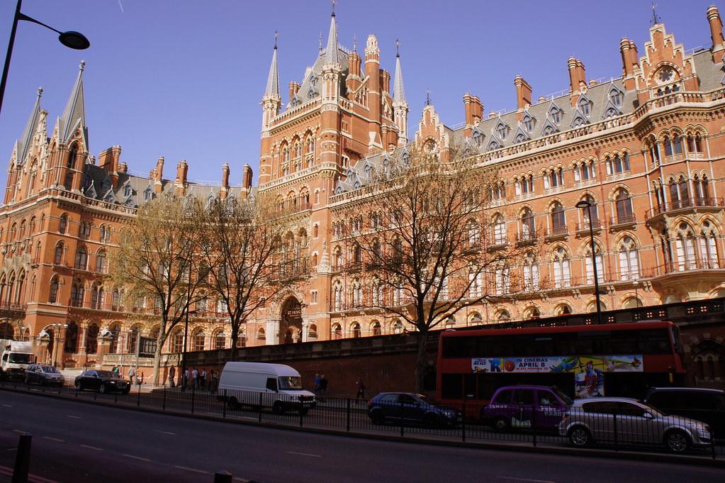 Renaissance St Pancras Hotel London