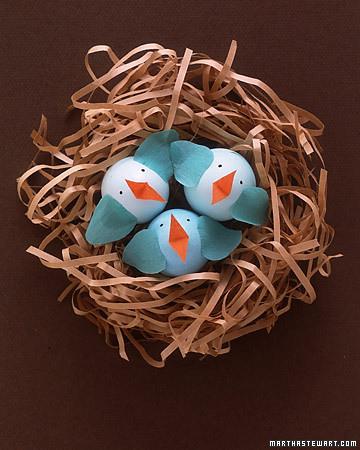 Ptáčci z vajíček