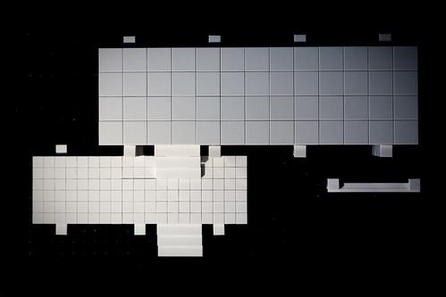 Farnsworth House Lego (Above).