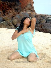 Indian Actress Ramya Hot Sexy Images Set-2  (2)