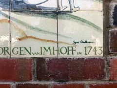 IMG_1881 (francois f swanepoel) Tags: 1743 1940 dpw hoic hoik voc capedutch ceramicstudio departmentofpublicworks dutch dutcheastindiacompany eastindiacompany governorimhoff holandseoosindiesekompanie janvanriebeeck noordhoek noordhoekfarm ornamental postoffice slaves southafricanpostoffice spicetrade tableauxtiles tilepanel weskaap westerncape christinarousseau