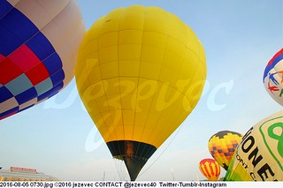 2016-08-05 0730 2016 Indiana State Fair Hot Air Balloons
