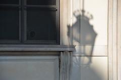 shadow of a lamp (Hayashina) Tags: torino turin italy shadow lamp window