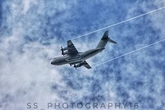 A400M ZM415 OTT. (scotts_photography) Tags: a400 airport aircraft aviation military airforce photo photography