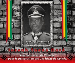#PERSECUTION #CHRETIENNE EN #guinée-n #CONAKRY L' #Apôtre Israël Gomy #emprisonné.  https://youtu.be/s0BssILZUIQ #ProphetKacouPhilippe #Civ (k_airv) Tags: guinée civ apôtre conakry chretienne emprisonné prophetkacouphilippe persecution