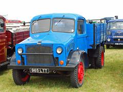 965 LTT. (curly42) Tags: bedford truck lorry 965ltt transport southcerneyshow2015 roadtransport