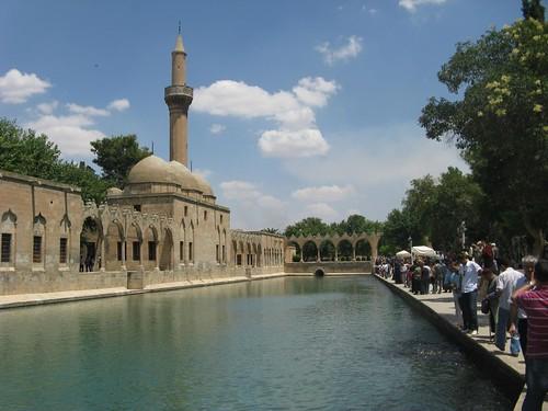 Piscina dos peixes sagrados, Urfa, Turquia