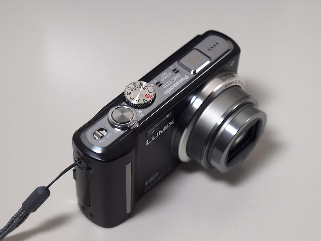 Panasonic Lumix TZ10 Camera 3