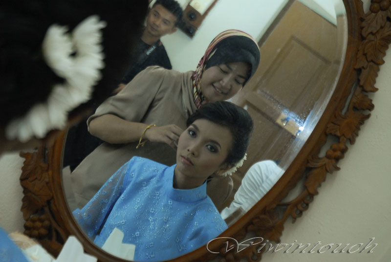 Make Up bertunang