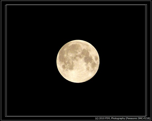 Full Moon on 2010-07-26