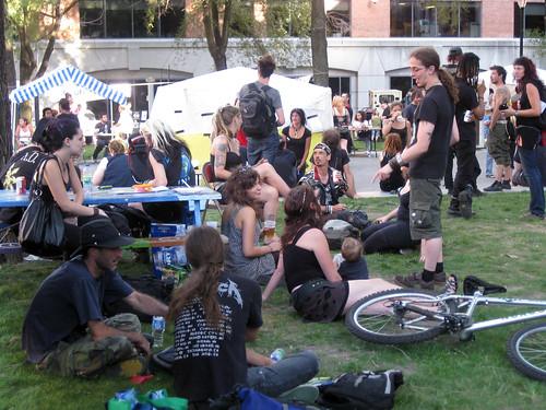 festival d'expression de la rue