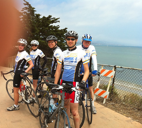 Alzheimer's Breakthrough Ride: Ventura to LA