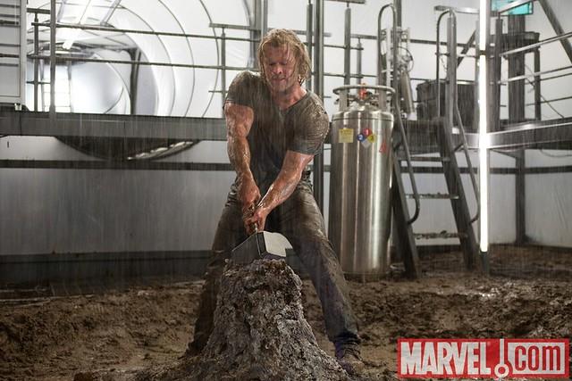 Thor Mjolnir