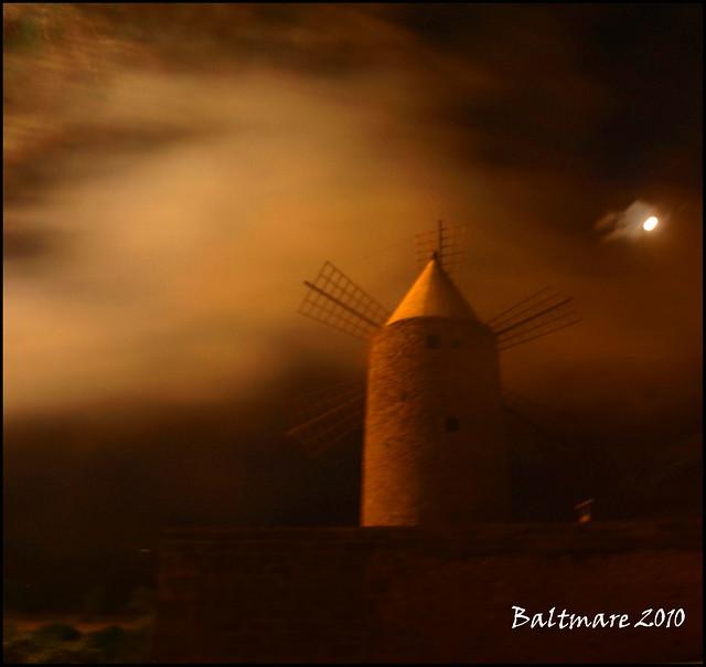 Molí d'en Boi - (Algaida - Mallorca)