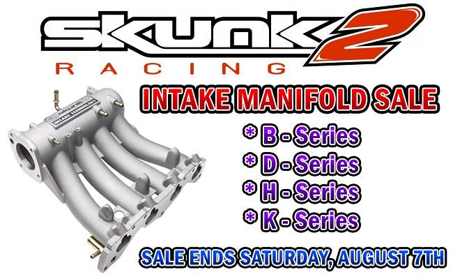 SKUNK2 Intake Manifold