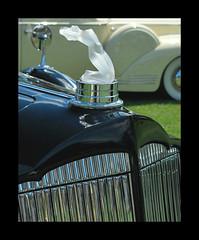 Lalique style (sjb4photos) Tags: hoodornament packard concoursdelegance lalique autoglamma laliquechrysis 2010meadowbrook