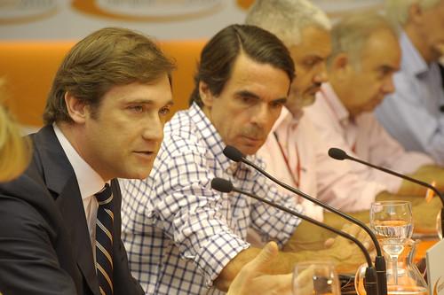 Pedro Passos Coelho em Madrid (7)