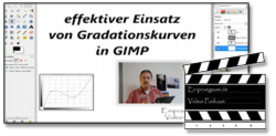 GIMP-Tutorial-Gradationskurven effektiv eingesetzt