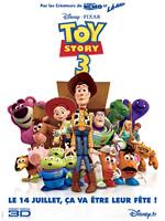 Affiche du film TOY STORY 3