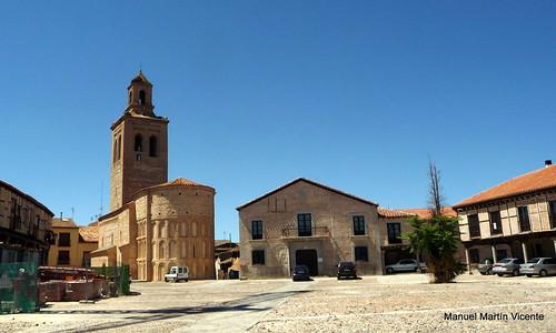 Santa María la Mayor del Castillo en Arévalo
